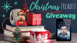 It's Beginning to Look a Lot Like Christmas (Reads) GIVEAWAY: Night Vision