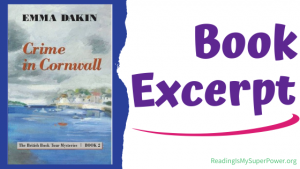 Book Spotlight (and a Giveaway!): Crime in Cornwall by Emma Dakin