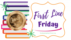First Line Friday (week 216): The Christy Award 2020 winners