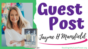 Guest Post (and a Giveaway!): Jayme H Mansfield & Seasoned