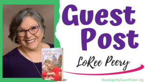 Guest Post (and a Giveaway!): LoRee Peery & A Cup of Christmas Kindness