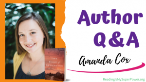 Author Interview (and a Giveaway!): Amanda Cox & The Edge of Belonging
