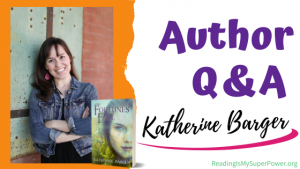 Author Interview (and a Giveaway!): Katherine Barger & Fortune's Fall