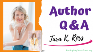 Author Interview (and a Giveaway!): Tara K. Ross & Fade to White