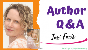 Author Interview (and a Giveaway!): Tari Faris & Until I Met You