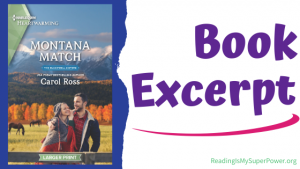 Book Spotlight (and a Giveaway!): Montana Match by Carol Ross