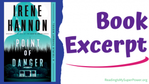 Book Spotlight (and a Giveaway!): Point of Danger by Irene Hannon