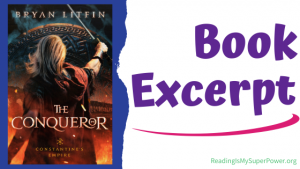 Book Spotlight (and a Giveaway!): The Conqueror by Bryan Litfin