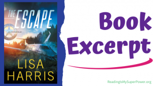 Book Spotlight (and a Giveaway!): The Escape by Lisa Harris