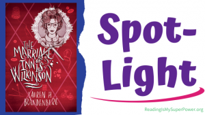 Book Spotlight (and a Giveaway!): The Marriage of Innis Wilkinson by Lauren H. Brandenburg