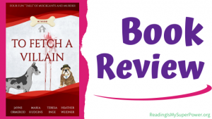 Book Review: To Fetch a Villain by Ormerod, Hudgins, Inge & Weidner