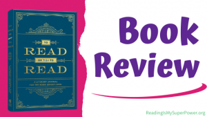 Book Review: To Read or Not To Read – A Literary Journal for the Book Lover's Soul