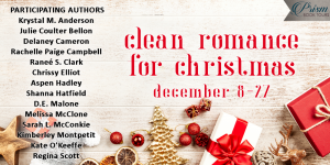 Clean Romance for Christmas grand finale (and a Giveaway!)