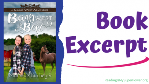 Book Spotlight (and a Giveaway!): Being West is Best by Monique Bucheger