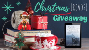 It's Beginning to Look a Lot Like Christmas (Reads) GIVEAWAY: The Christmas Visitor (+ guest post)