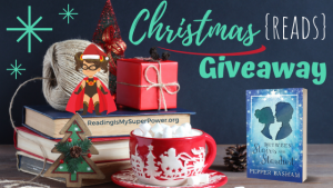 It's Beginning to Look a Lot Like Christmas (Reads) GIVEAWAY: Between Stairs and Stardust (+ guest post)