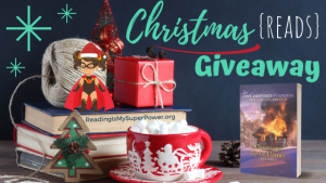 It's Beginning to Look a Lot Like Christmas (Reads) GIVEAWAY: Christmas Up In Flames (+ guest post)