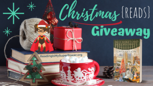 It's Beginning to Look a Lot Like Christmas (Reads) GIVEAWAY: Fruit Baskets and Holiday Caskets (+ guest post)