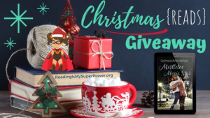 It's Beginning to Look a Lot Like Christmas (Reads) GIVEAWAY: Mistletoe Movie Star (+ guest post)