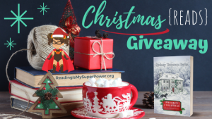 It's Beginning to Look a Lot Like Christmas (Reads) GIVEAWAY: Phoebe's Christmas (+ guest post)