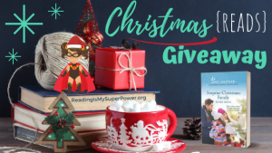 It's Beginning to Look a Lot Like Christmas (Reads) GIVEAWAY: Surprise Christmas Family (+ guest post)