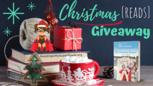 It's Beginning to Look a Lot Like Christmas (Reads) GIVEAWAY: The Christmas Bargain (+ Q&A)