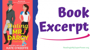 Book Spotlight (and a Giveaway!): Dating Mr. Darcy by Kate O'Keeffe