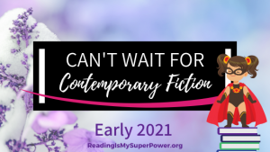 New Releases I'm Excited About: Early 2021 Contemporary Fiction