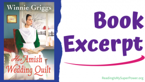 Book Spotlight (and a Giveaway!): Her Amish Wedding Quilt by Winnie Griggs