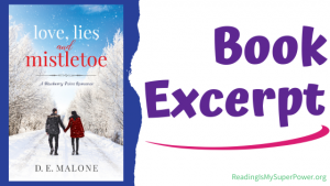 Book Spotlight (and a Giveaway!): Love, Lies and Mistletoe by D.E. Malone