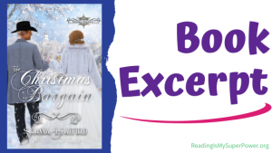 Book Spotlight (and a Giveaway!): The Christmas Bargain by Shanna Hatfield