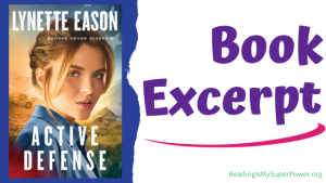 Book Spotlight (and a Giveaway!): Active Defense by Lynette Eason