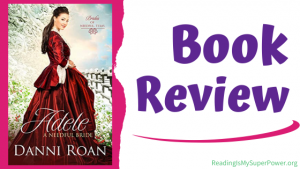 Book Review: Adele by Danni Roan