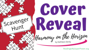 Cover Reveal Scavenger Hunt (and a Giveaway!): Harmony on the Horizon by Kathleen Denly