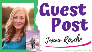 Guest Post (and a Giveaway!): Janine Rosche & Glory Falls