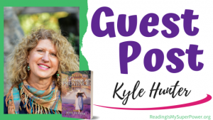 Guest Post (and a Giveaway!): Kyle Hunter & A Promise in Provence