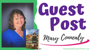 Guest Post (and a Recipe!): Mary Connealy & Braced for Love