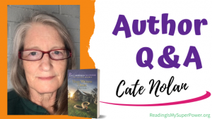 Author Interview (and a Giveaway!): Cate Nolan & Texas Witness Threat