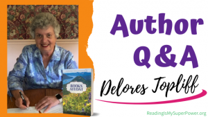 Author Interview (and a Giveaway!): Delores Topliff & Books Afloat