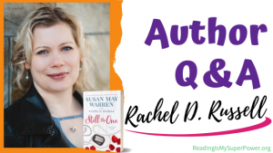 Author Interview (and a Giveaway!): Rachel D. Russell & Still the One