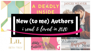 Top Ten Tuesday: New to Me Authors I Read & Loved in 2020