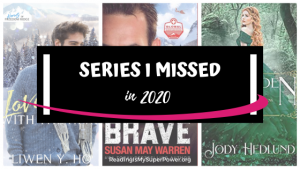 Top Ten Tuesday: Series I Did Not Get to Read in 2020