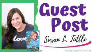 Guest Post (and a Giveaway!): Susan L. Tuttle & Then Again, Maybe
