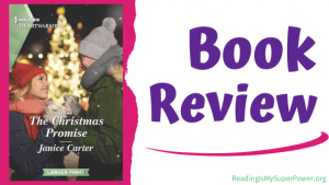 Book Review (and a Giveaway!): The Christmas Promise by Janice Carter