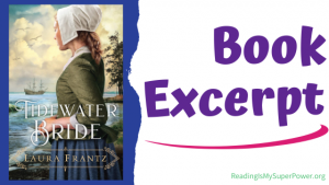 Book Spotlight (and a Giveaway!): Tidewater Bride by Laura Frantz