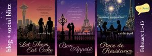 Series Spotlight (and a Giveaway!): French Twist series by Sandra Byrd