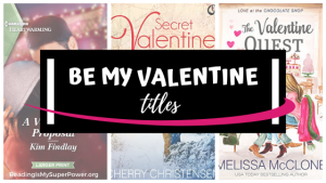 Top Ten Tuesday: Be My Valentine book titles