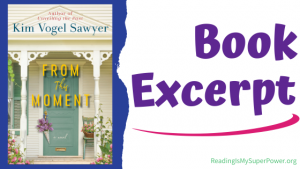 Book Spotlight (and a Giveaway!): From This Moment by Kim Vogel Sawyer