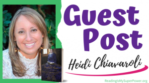 Guest Post (and a Giveaway!): Heidi Chiavaroli & The Orchard House