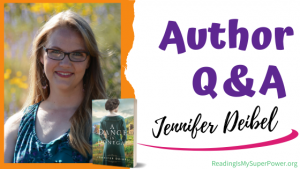 Author Interview (and a Giveaway!): A Dance in Donegal by Jennifer Deibel